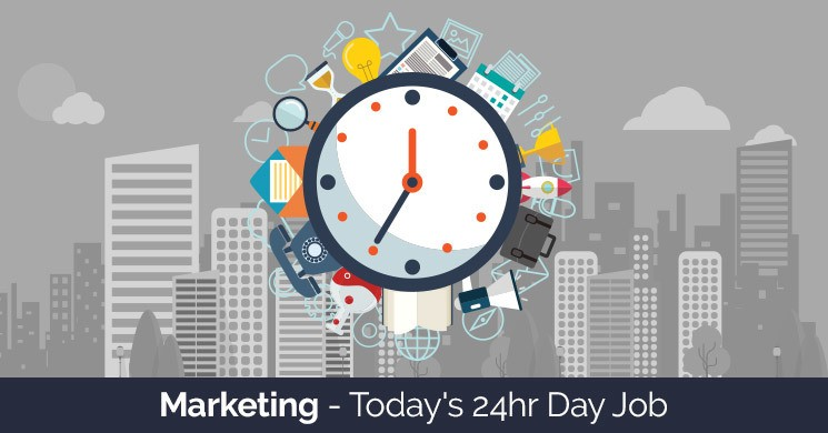 24hr day job marketing